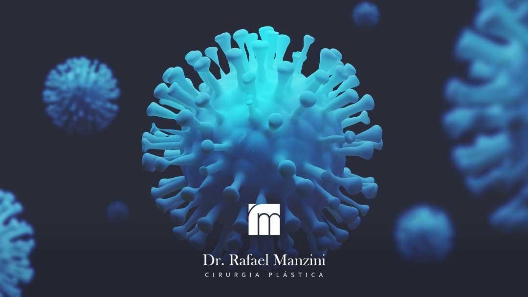 Orientações Novo Coronavírus – Dr. Rafael Manzini